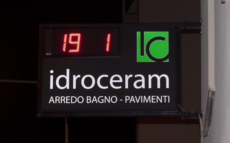 IDROCERAM DISPL 8514